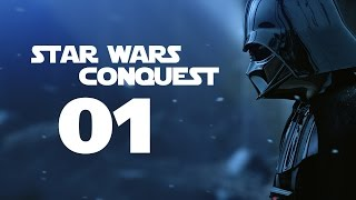 Star Wars Conquest 0.9.4 - Part 1 (Special Feature Warband Mod Let