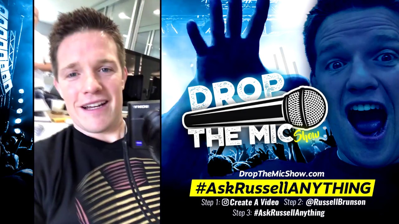 Drop The Mic Show  - Ask Russell Anything