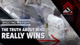 Shooting in a Fight: The Truth About Who Really Wins