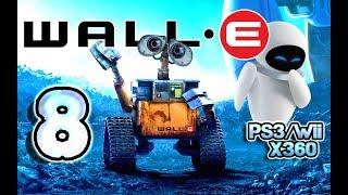 Wall-E Walkthrough Part 8 (PS3, X360, Wii) Level 7 ~ 100% Unsanitary