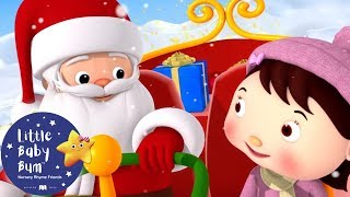 Christmas Songs for Kids | Christmas is Magic | Christmas Carols | Little Baby Bum | Kids Cartoons