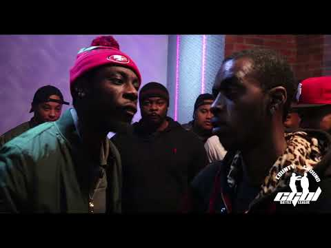 REEPAH RELL VS TOP TEN CGBL RAP BATTLE