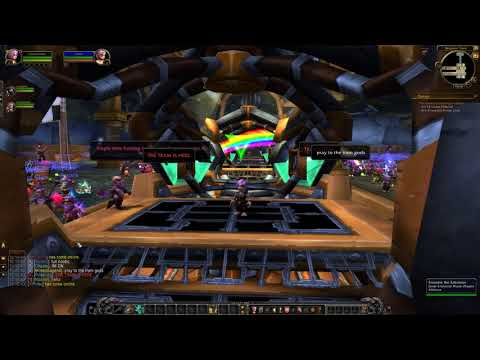 """Running of the Gnomes with """"Aspects - Jubei'Thos"""" 14/10/2017"""