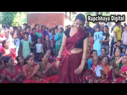 New Nepali Teej Song 2073 Gulmi - -(यस्तो पो हुनु पर्छ तिज गित र नाच बवाल भिडियो )