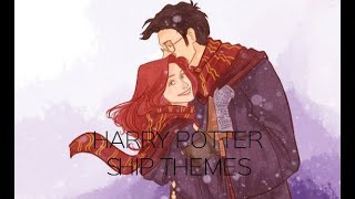Harry Potter   Ship Themes