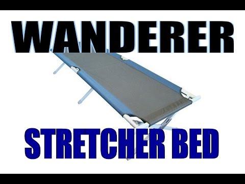 Wanderer Camp Stretcher