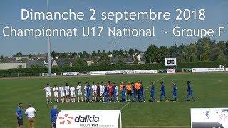 U17 SabléFC - FC Lorient 02.09.2018