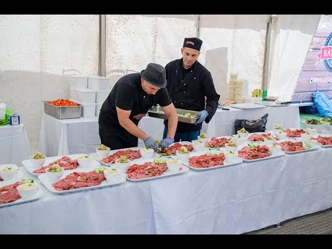Eat Well Event Catering