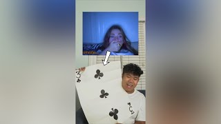 Magician FAILS on Omegle (CRAZY) - #Shorts