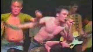 "Dead Kennedys - ""Nazi Punks Fuck Off"" (Live) Subterranean Records"