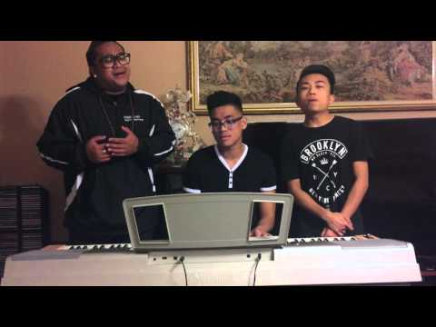 A SONG FOR MAMA (by Boyz II Men) - ALBERT POSIS x MARK MEJIA x MARVIN CALDERON Cover