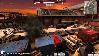 Let´s Play Together Combat Arms Eu 006# Heavy Metal QR [German]
