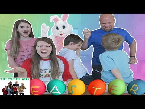 Thumbnail: Easter 2017 Egg Hunt, Decrorating and Basket Haul / That YouTub3 Family