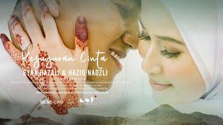 Wedding Reception Eyra Hazali & Haziq Nadzli