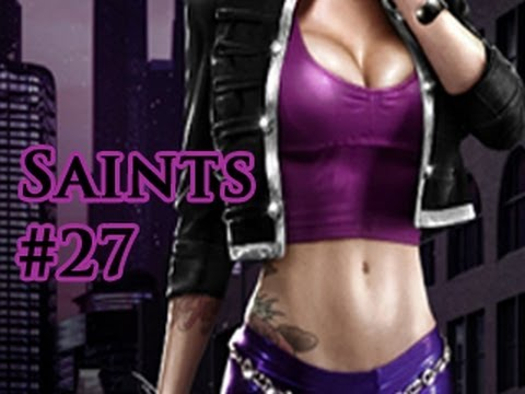 Let's Play Saints Row: The Third - Part 27 - Naked Drugs Party