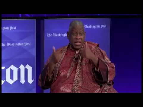 A New Line: Robin Givhan interviews André Leon Talley Full P