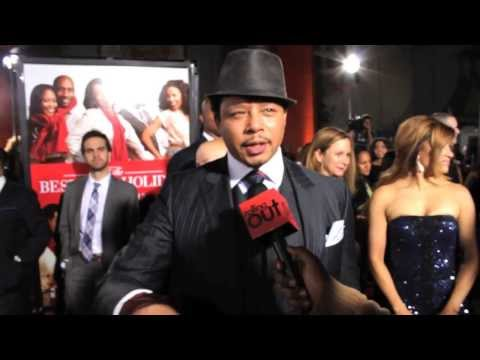 Terrence Howard Talks 'Best Man Holiday' Box Office Numbers & His Balding Castmates