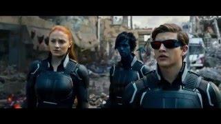 Люди Икс: Апокалипсис   Официальный трейлер   Тизер   HD