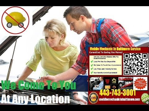 Best Pre Purchase Car Inspection Baltimore MD Mobile Auto Mechanic Service Near Me