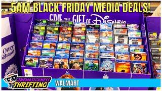 Thrifting Walmart's 2020 Bląck Friday Deals At 5 AM!