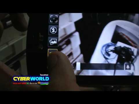 Cyberworld review acer liquid metal part2 end