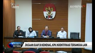 Download Video Dugaan Suap di Kemenag, KPK Indentifikasi Tersangka Lain MP3 3GP MP4