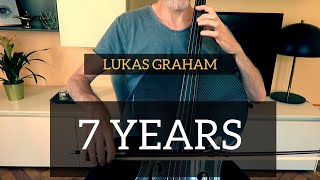 Lukas Graham - 7 Years for cello and piano (COVER) видео