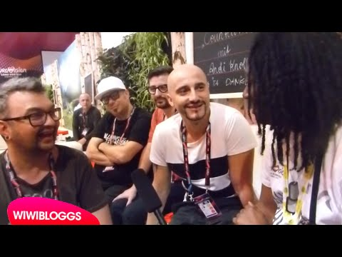 Interview: Voltaj (Romania) @ Eurovision 2015 grand final  | wiwibloggs