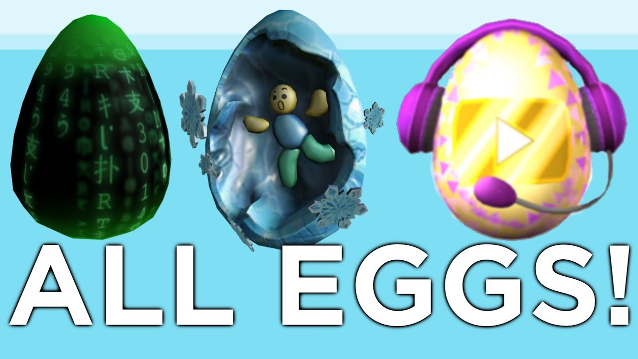Eggs Being Leaked Egg Hunt 2019 Leaks Roblox - All 52 Eggs Roblox Egg Hunt 2019 Leaks Part 3 Part 4 Youtube