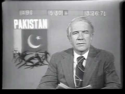 Sheik Mujibur Rahman declares region Independent Republic, ABC, March 26, 1971 - MMR Jalal