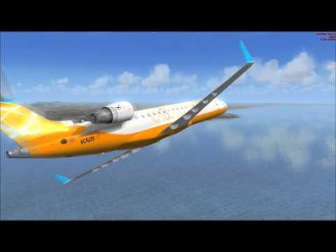 FSX - Миссия №1 (Переходим на турбовинтовые самолёты)