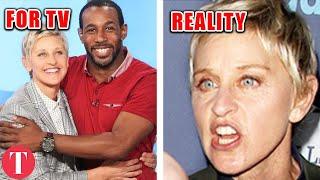 The Ellen DeGeneres Show Is Fake