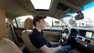 Lexus GS 450h 2013 Videos