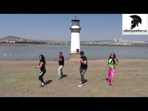"Cumbia ""El Baile del San Juan"" Grupo La Chomba ft. Ulises Spartacus Zumba"