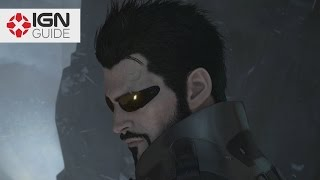 Deus Ex: Mankind Divided Speedrun: Escape G.A.R.M. In Under 5 Minutes