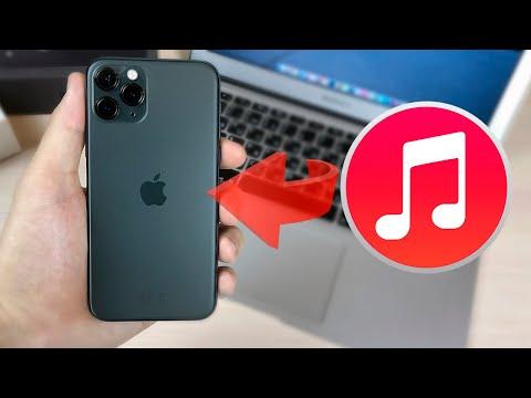 Скачиваем музыку для iPhone –супер простой способ