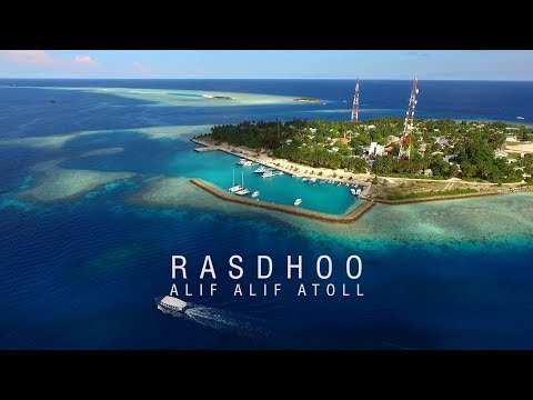 Guesthouses Island of Rasdhoo