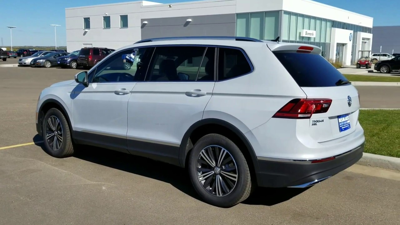 vw tiguan sel  white silver youtube