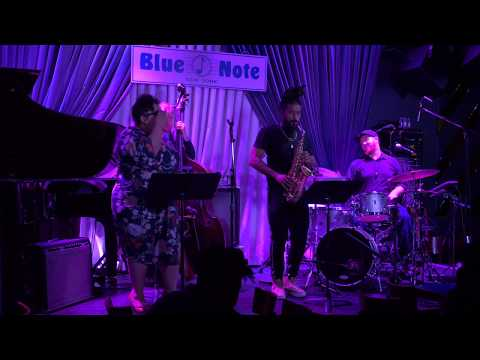 Curtis Nowosad Ft. Brianna Thomas Live At The Blue Note NYC - My Foolish Heart