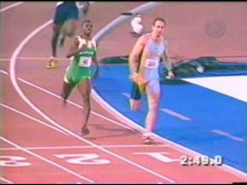 1999 NCAA 4x400m
