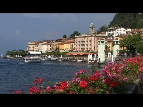 FOOTLOOSE IN THE ITALIAN LAKES DVD ~ Garda Como Lugano Maggiore Travel guide video