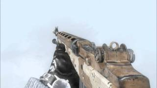 COD Black Ops All Weapons Camo M14 w/ Paradise City Guns N Roses