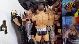 #ThankYouPunk Throwback CM Punk Nexus Elite 11 Action Figure July 17th.