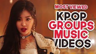 «TOP 25» MOST VIEWED KPOP GROUPS MUSIC VIDEOS OF 2019 (March, Week 1)