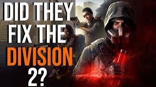 Did They Actually Save Division 2 with Warlords of New York?