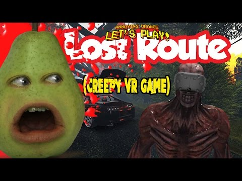Pear Forced to Play - Lost Route (Creepy VR Game)
