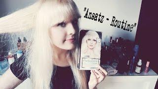 """"""" Ansatz - Routine """" mit L'Oréal Préférence Les Blondissimes Extreme Platinum"""