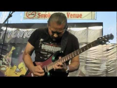 Time To Get Away by T Clemente Band @ California State Fair 2012, Amanda Dieck on vocals