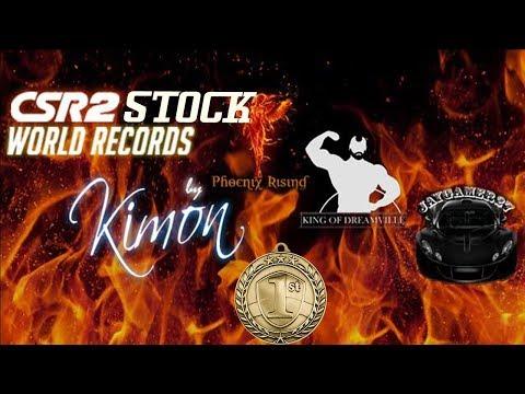 Setting World Record Times | Csr Racing 2