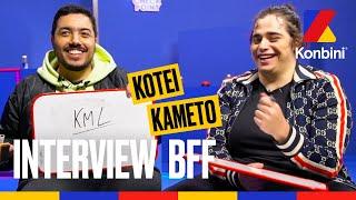 Kotei & Kameto Testent Leur Amitié Dans L'Interview BFF L Konbini Techno